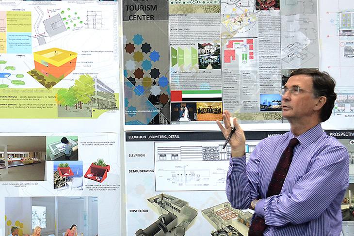 Limkokwing Interior Design Graduation Exhibition