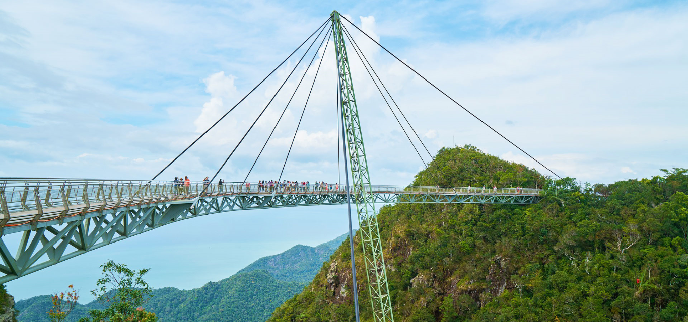 Skybridge, Langkawi Island