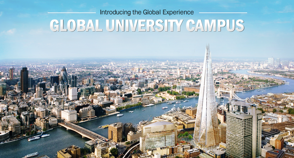Introducing the Global Experience - Global University Campus
