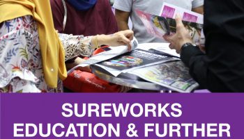Sureworks Education and Further Studies Fair