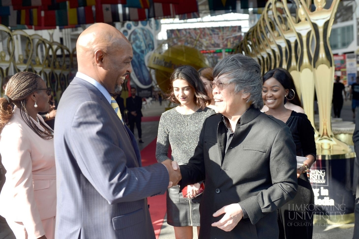 High Commissioner of Kenya to Malaysia praises Limkokwing University