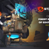 Limkokwing educational game Starfall Catalyst awarded 5 star rating