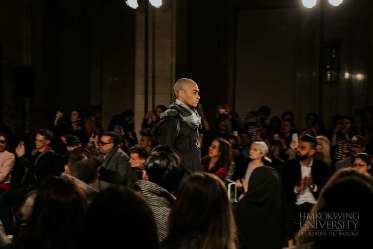 "Limkokwing showcases multi-cultural ""Date Night"" collection at London Fashion Week 2018"