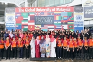 """Limkokwing University is the home for creative students"""