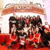 Limkokwing International Goodwill Ambassadors spread the joy of Christmas at NU Sentral