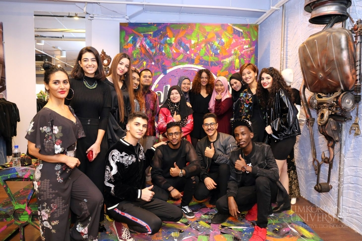 """I truly believe Limkokwing is the Most Creative University"""