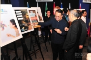 Deputy Minister of Youth and Sports wowed by Limkokwing University's unique collaboration with industry