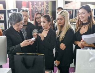 Graduating Students Showcase their Final Projects