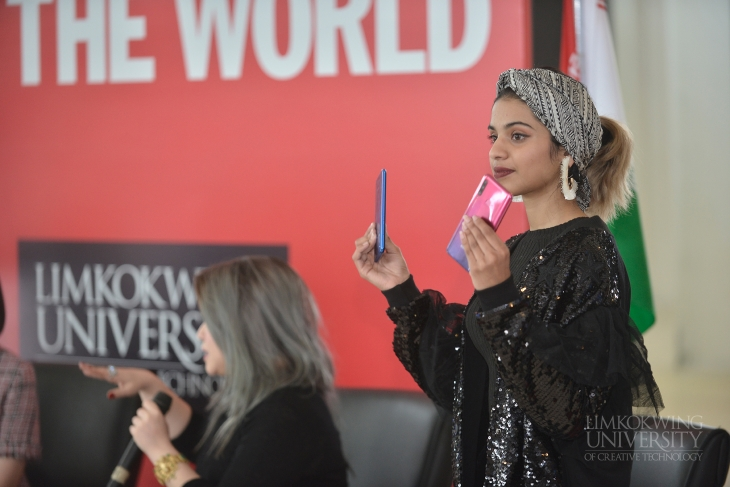 "Limkokwing University and Honor partner up for ""Phantom"" Competition 2019"