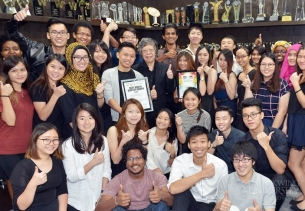 Founder and President of Limkokwing University is a member of the World Federation of United Nations Friends
