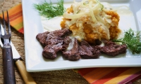 Karoo Roast Ostrich Steak maxWidth=