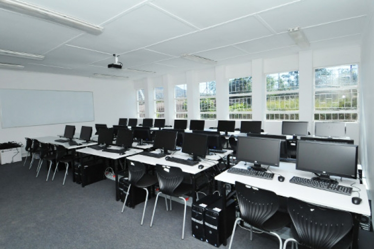 Campus Facilities @ Limkokwing University of Creative Technology