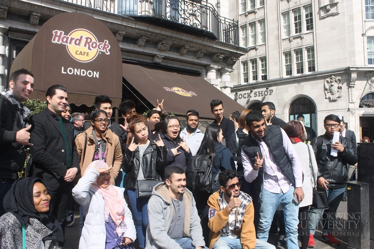 a marketing analysis for hard rock cafe Hard rock is bringing its music, memorabilia and rock n' roll flair back to minnesota the new 15000-square foot café is now open the new location seats 400.