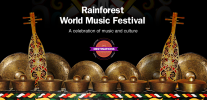 Destinations: Rainforest World Music Festival