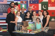 An early joy of Iranian Fire Festival for Limkokwing students