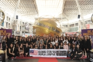 Limkokwing welcomes Nepalese students from IEC College