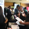 Limkokwing Swaziland's booth a hit at Swaziland Careers Fair