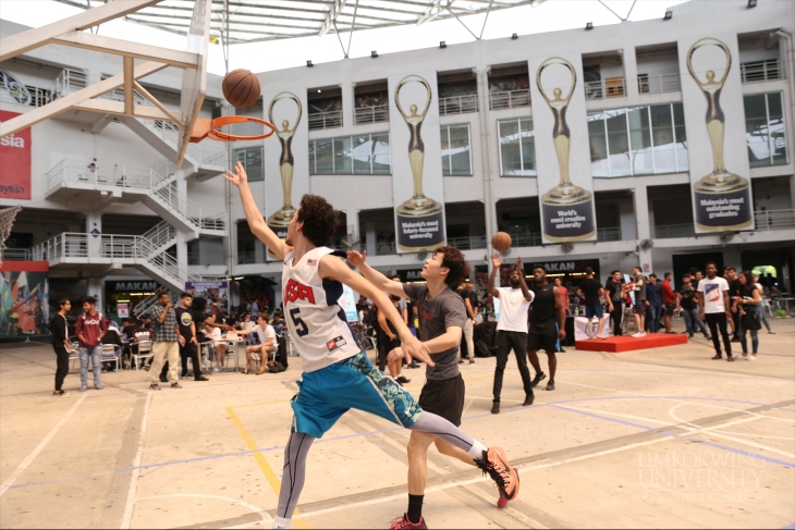 2018 Sports Fair fever hits Limkokwing University