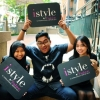 Limkokwing fashion design students bring their concepts to iStyle