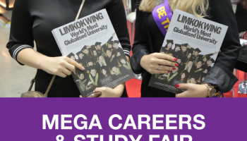 Mega Careers and Study Fair