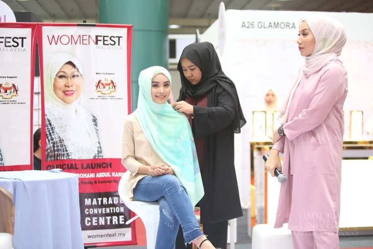 Networking en vogue at WomenFEST Malaysia 2017