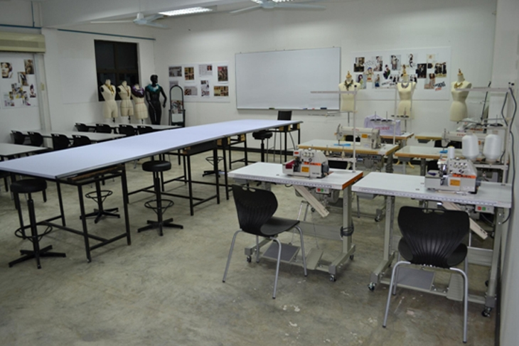 Campus Facilities Limkokwing University Of Creative Technology