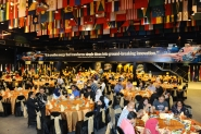 Limkokwing Iftar with civil servants
