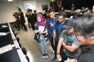 Animation studio Digital Durian impressed with student creativity at Limkokwing