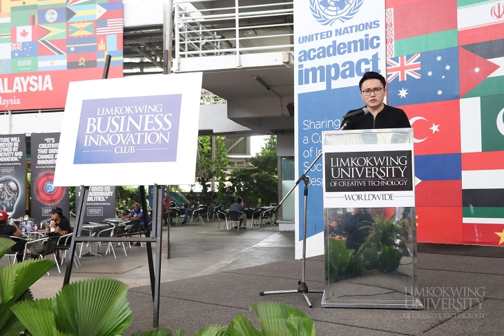 Implement creative ideas with Limkokwing's newly launched Business Innovation Club (BIC)