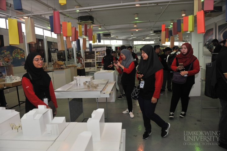 Brunei Kolej International Graduate School (KIGS) students begin Global Classroom Programme