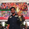 Limkokwing's Hekna Raja wins Best Music Director award