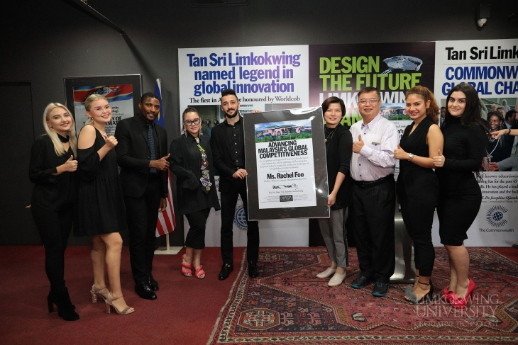 """Limkokwing University's fashion students are the most creative"""