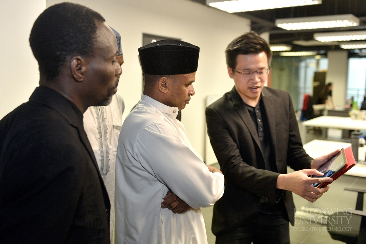 """Limkokwing offers the best creative programmes"""