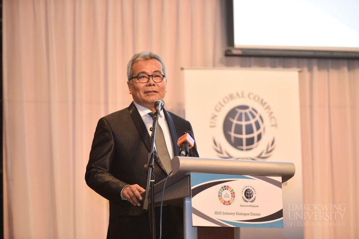 Limkokwing University receives UN Global Compact recognition