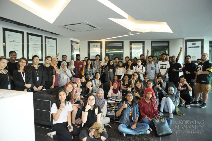 Top 3 reasons why you should choose Limkokwing