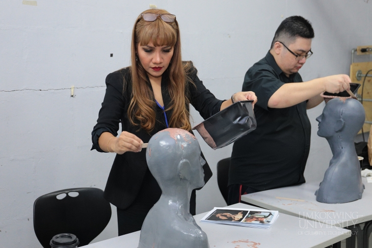 """Limkokwing is the perfect place for creativity"""