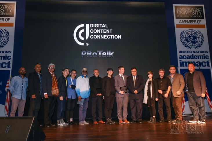 ProTalk: Film Making and the Entertainment Industry