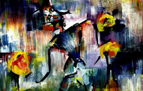 Abstract Painting (Somayeh Moradi)