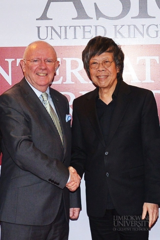 TVET UK appoints Founder and President of Limkokwing University as its first International President