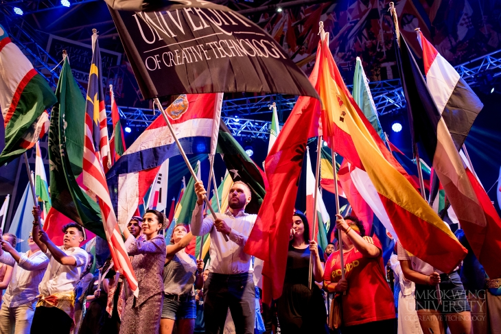 New record set at Limkokwing International Cultural Festival 2018