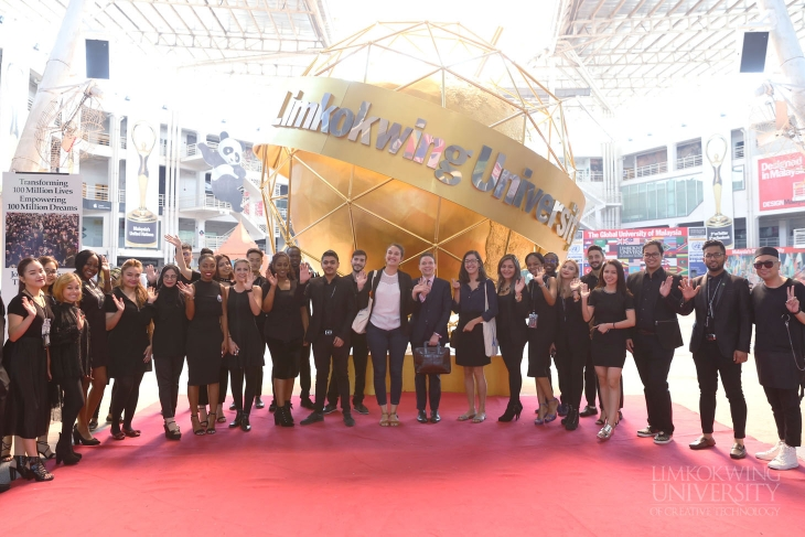 Limkokwing explores 'French connection'