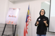 Rubik Industry Review at Limkokwing University