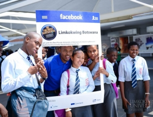 Limkokwing Open Day draws students from across Gaborone