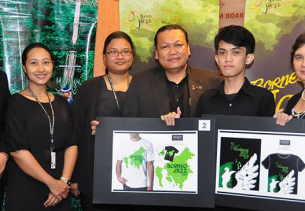 Borneo Jazz and Rainforest World Music Festival 2013 T-Shirt Design Competition