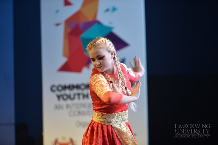 Limkokwing students celebrate 'Colours of Asia'