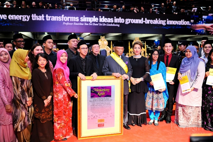 Recognising talents with the Mahasiswa Sultan Ahmad Shah Scholarship Fund
