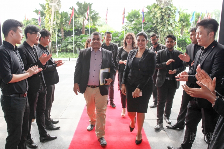 Limkokwing University Collaborates with NIBM