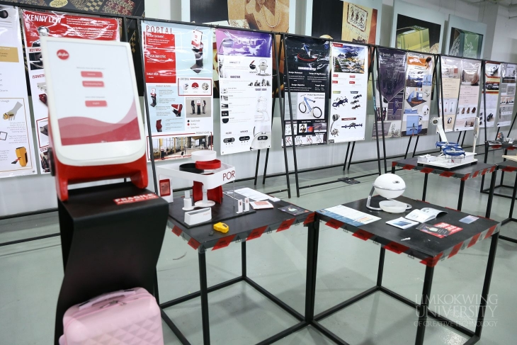 Final Year students hold 'Artstronauts: Space for the future' Design Exhibition