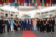 Delegates from South Kazakhstan visits Limkokwing University
