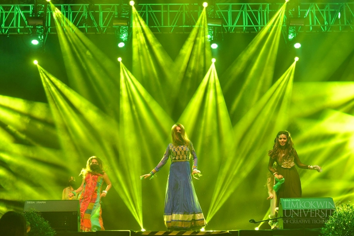 Limkokwing celebrates diversity at the Cultural Festival 2015